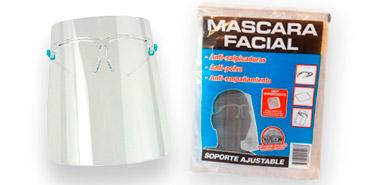Máscaras faciales
